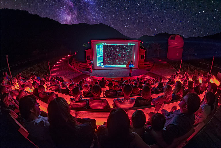 El Periódico de Catalunya talks about our observatory as one of the places where to stargaze this summer