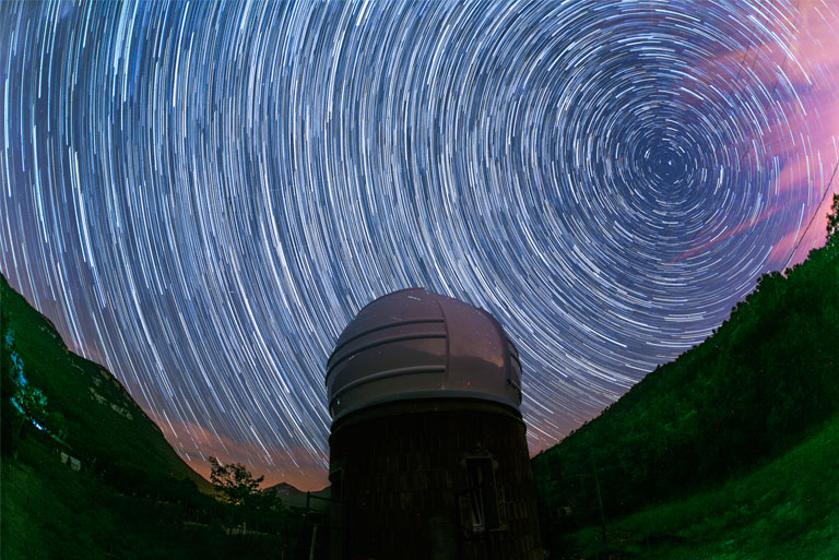 The sky and the stars as a tourist attraction